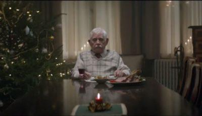 Emoționant! Cea mai tare publicitate de Crăciun!