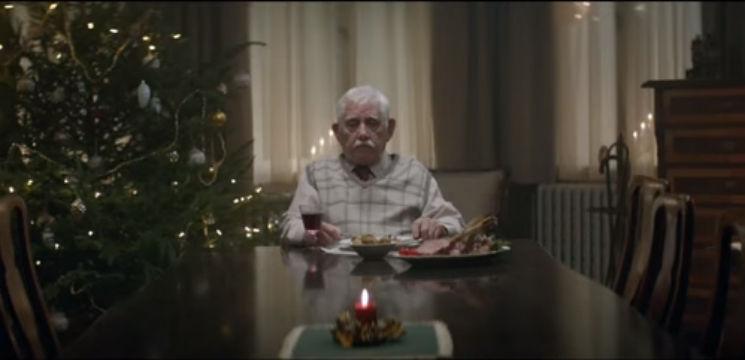Foto: Emoționant! Cea mai tare publicitate de Crăciun!