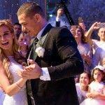 Foto: Și-a dorit iarnă în plină vară! Detalii de la nunta Xeniei Borodina!