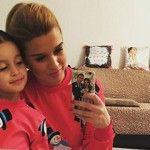 Foto: Fiica mai mare a Xeniei  Borodina va fi o bonă de nota 10!
