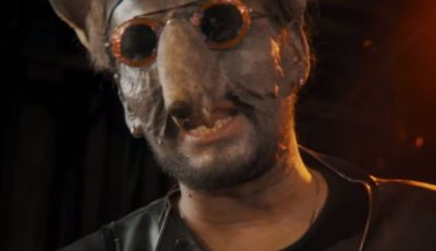 Nicu Țărnă e șobolan în cel mai recent videoclip!