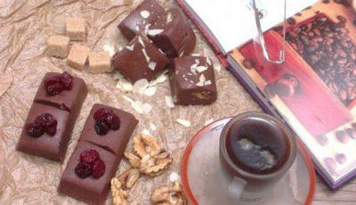 Video! Cum se face ciocolata de casă