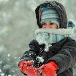 Foto: Mihai Stratulat: Punem sau nu fular la gurița copilului?