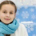 Foto: Iana Vedeneeva este câştigătoarea concursului Baby Star!