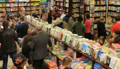 Cărți la jumătate de preț, în două librării din Chișinău!