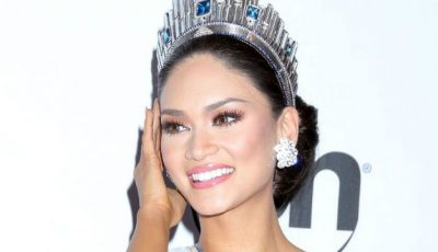 Miss Univers 2015, curtată de un președinte!