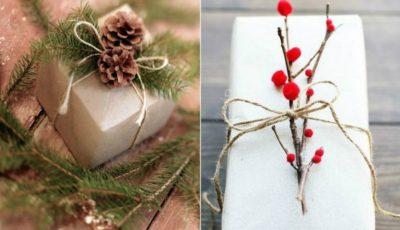 Cum să împachetezi cadourile de Revelion! Idei originale