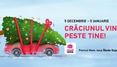 La Shopping MallDova, Crăciunul vine peste tine!
