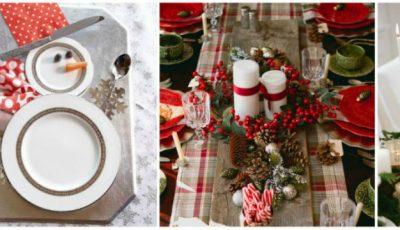 15 decorațiuni care vor aduce mai repede spiritul Sărbătorilor!