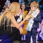 Foto: Miss România 2015 a organizat un concurs de frumusețe pentru cei mici!