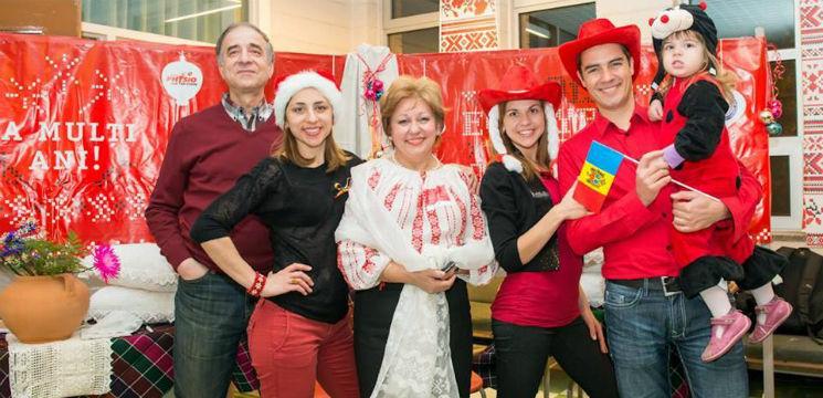 Foto: Ala Mîndîcanu:  Și în Canada iarna ajunge, în acest an, mai greu! Sau cum se acomodează moldovenii într-un alt capăt al lumii!