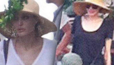 Angelina Jolie nu se oprește din slăbit!