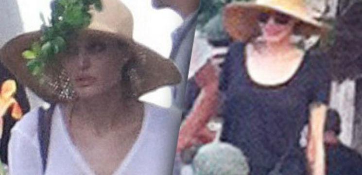 Foto: Angelina Jolie nu se oprește din slăbit!