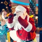 Foto: Shopping MallDova a dat start sărbătorilor de iarnă