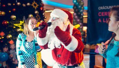 Shopping MallDova a dat start sărbătorilor de iarnă