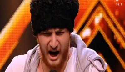 """Andrei Ioniță a făcut spectacol la X Factor! Delia: """"A fost wow, a fost o poveste"""""""