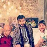 Foto: Ivan Urgant, Timati și Lazarev în chiloți pentru moșnegi!