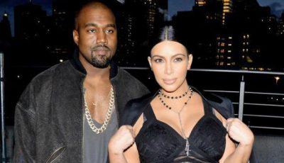 Kim Kardashian a născut un băieţel