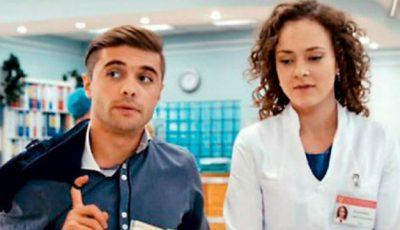 2 actori din serialul «Интерны» au probat ținutele de nuntă!