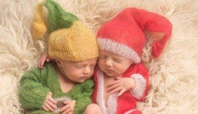 Inspiră-te! Cele mai curioase imagini cu bebeluși!