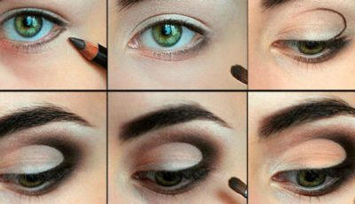 12 idei de machiaj pentru Revelion în funcție de culoarea ochilor!