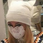 Foto: Yana Rudkoskaya își ascunde fața! Iată de ce