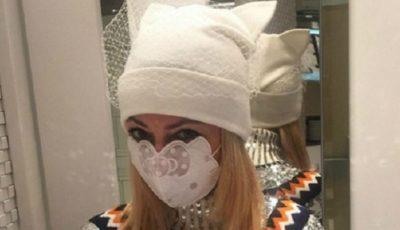 Yana Rudkoskaya își ascunde fața! Iată de ce