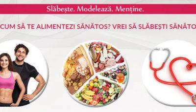 Acum, Regimul alimentar personalizat este disponibil și online!