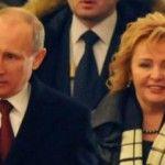 Foto: Fosta soție a lui Vladimir Putin s-a măritat! Cine e alesul?