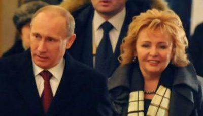 Fosta soție a lui Vladimir Putin s-a măritat! Cine e alesul?
