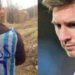 Foto: Renumitul Messi este în căutarea acestui copil!