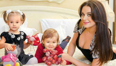 Oxana Fiodorova, Miss Universe: Copiii mei nu au fost niciodată la cumpărături!