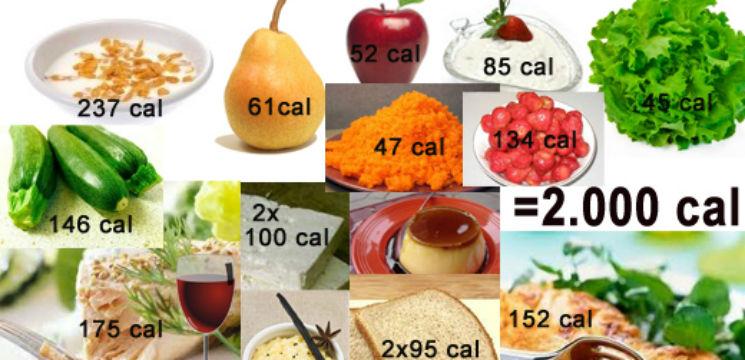 Foto: Câte calorii e bine să consumi zilnic pentru a slăbi