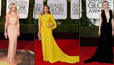Goliciune și strălucire la gala premiilor Golden Globe!