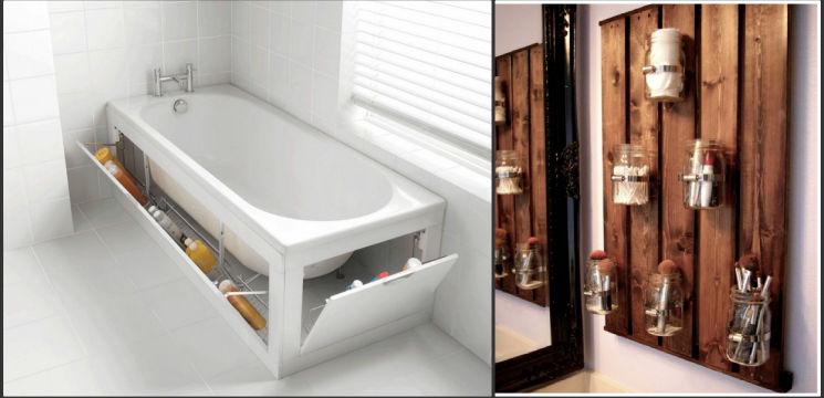 Foto: 15 idei pentru o curățenie ideală în baie!