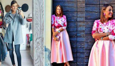 Cristina Surdu: bloggerița care nu mai cheltuieşte bani pe haine! I se aduc în dar