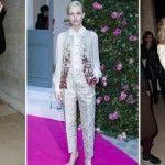 Foto: Așa s-au îmbrăcat vedetele la Săptămâna Haute Couture de la Paris