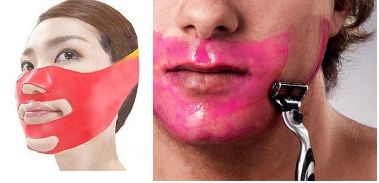 Foto: Vopsea colorată pentru părul pubian și alte produse de înfrumusețare dubioase