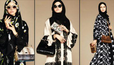 Dolce & Gabbana a prezentat o colecție pentru femeile musulmane!