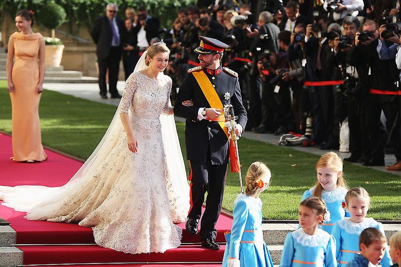 Prințului Guillaume de Luxemburg