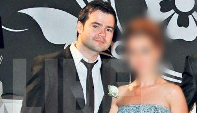 Laurențiu Duță și-a ascuns soția de ochii presei. Cum arată aceasta