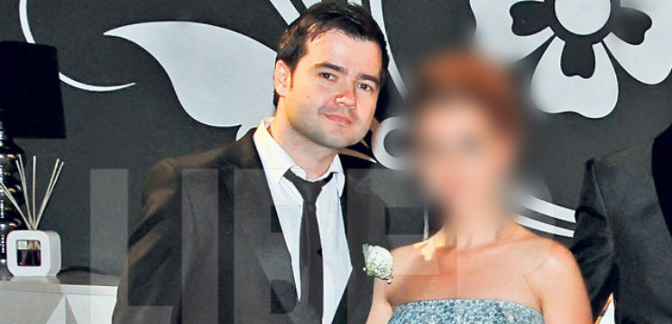 Foto: Laurențiu Duță și-a ascuns soția de ochii presei. Cum arată aceasta