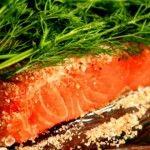 Foto: Somon marinat! Pentru cei sătuli de carne