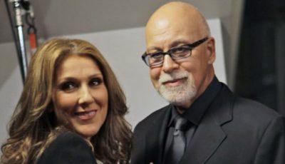 A murit soțul lui Celine Dion!