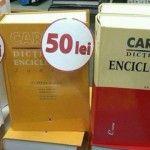 Foto: Cele mai bune dicţionare pot fi cumpărate cu doar 50 de lei!