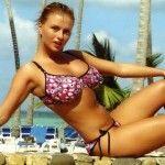 Foto: Anna Seminovici a intrat în gura presei, după ce a apărut în saună!