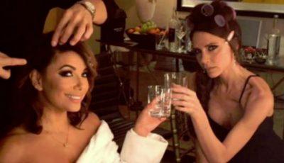 Victoria Beckham va crea rochia de mireasă pentru Eva Longoria