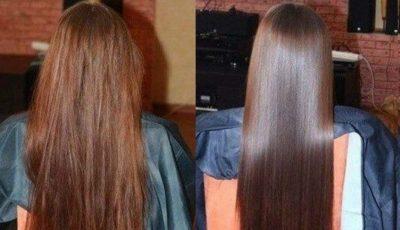 Mască pentru un păr strălucitor și sănătos. Vei vedea rezultatele în câteva zile!