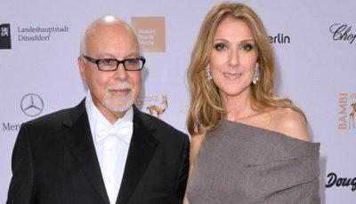 Primele poze cu Celine Dion după moartea soțului!