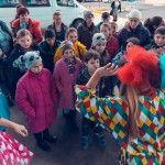 Foto: Lume de poveste pentru 200 de copii defavorizați, la Shopping MallDova